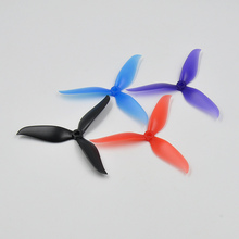 iSteady camera drone motor Accessories/12pcs 6 pairs  5″ 5043  3 blades propeller (CW/CCW) for RC Airplane Aircraft FPV