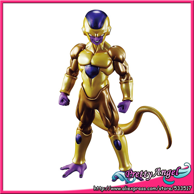 PrettyAngel - Genuine Megahouse D.O.D Dimension of DRAGONBALL Dragon Ball Golden Frieza Action Figure