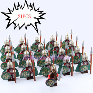 Image 5 - Lord of the Rings Corps Witch king RingWraith King of The Dead Army Mordor LegoING Action Figure Building Blocks Children Toys