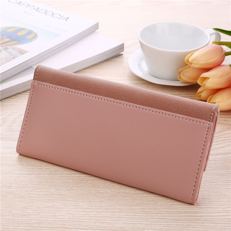 Preppy lady wallets lovely Pearl cat soft PU leather card holder rfid wallet Travel portefeuille femme wallet zipper coin purses