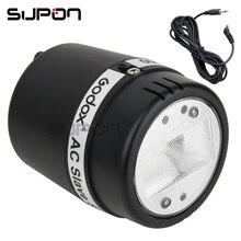Godox sy8000 фотостудия strobe light ac ведомой вспышки лампы e27 110 В-220 В