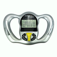 Body Fat Caliper Analyzer Fitness Slim Keep Health Tester body fat monitor Sebum meter Fat folder Slimming Shaper