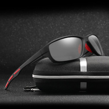 2019 Brand Fashion Sport Photochromic Polarized Glasses Fishing Eyewear Bicycle Glass Riding Sun Driving