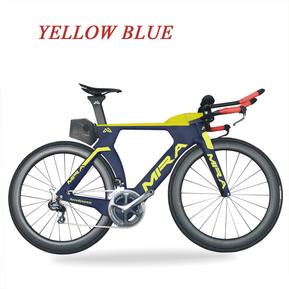 HTB1I.xvafjsK1Rjy1Xaq6zispXaX - Triathlon Bike Carbon TT  R8060 Di2 TRP carbon brake700x25c Time trial carbon bicycle
