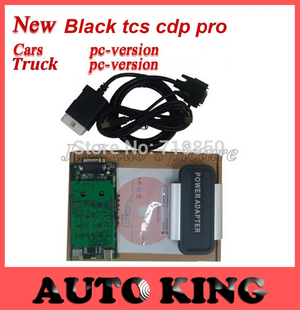 Super popular Newest vertion 2015 R3 for TCS cdp pro plus scanner new vci with LED
