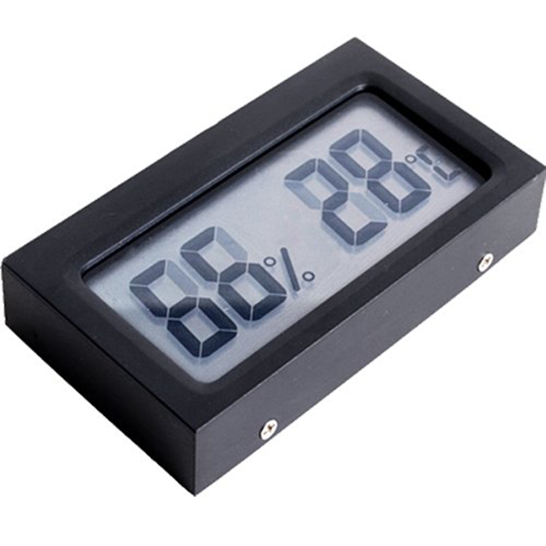 High-accuracy LCD Thermometer Hygrometer Electronic Temperature Humidity Meter Indoor -30C~50C Detector Termometro 20%RH~99%RH mini 2 0 lcd car indoor thermometer hygrometer black 10 c 50 c 20% 95% rh 1 x lr44