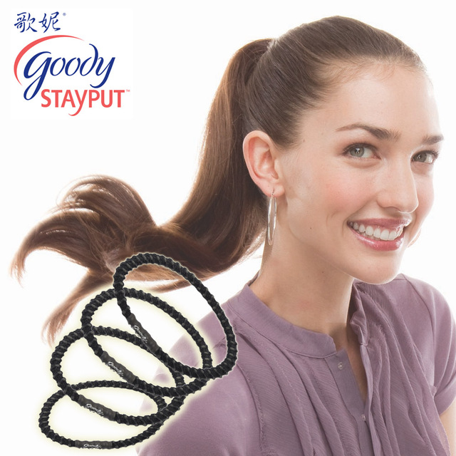 Goody slip-resistant fashion popular hair accessory headband hair rope 4 51099