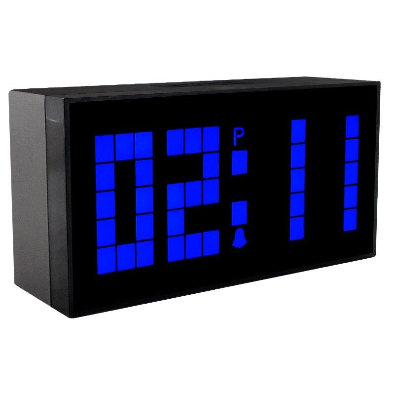 CH KOSDA Große Anzahl Wecker Kreative LED Uhr Hintergrundbeleuchtung Tisch  Schreibtisch Schlafzimmer Kinder Elektronische Tischuhr Home Design In CH  KOSDA ...