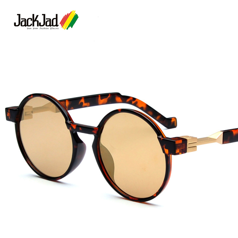 JackJad 2017 Fashion Unisex WL000 Brand Design Sunglasses Women Men Vintage  Retro Round Sun Glasses UV400 Oculos De Sol Feminino 4dc0076443