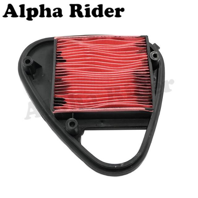 Alpha Rider Motorcycle Air Filter Intake Cleaner for Honda NV400 CS/CV Steed 400 1994-1997 VT600CN Shadow 600 Custom 1998-2000