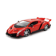 WLtoys RC Car Model 1/16 Plastic 4 Function Fanatic Flashing Mini Remote Control Racing Car BW333-817A For children