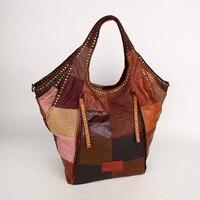 Messenger bag women's sweet colorant match women's handbag trend 811271