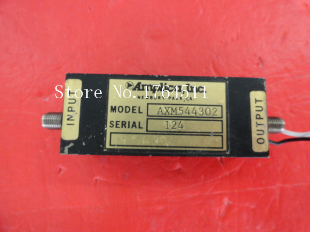 [BELLA] The Supply Of Amplica, Inc AXM544302 13.5V SMA Amplifier