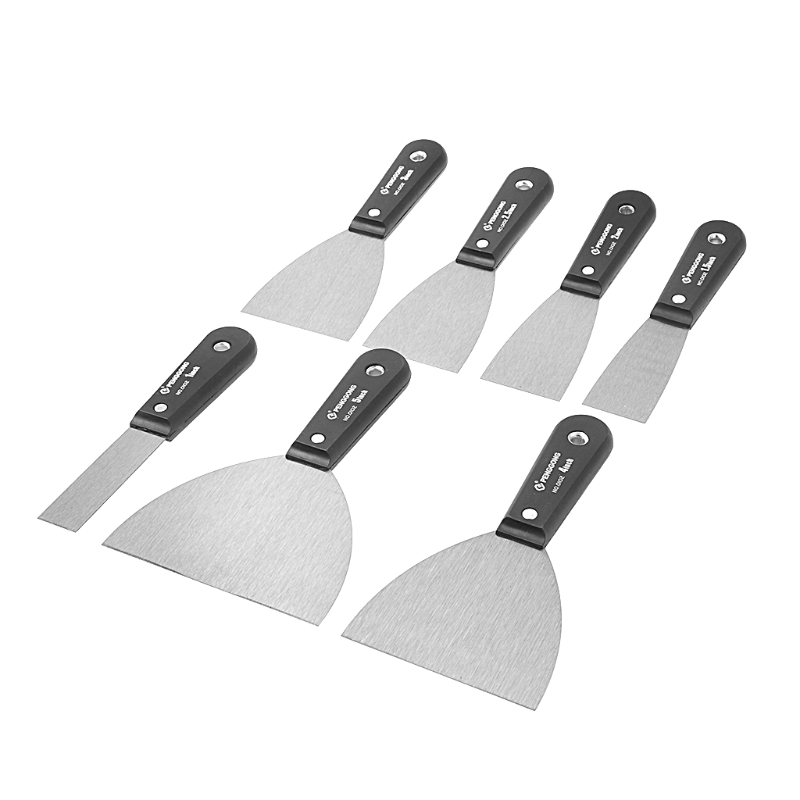 7 Pcs Scraper Set Putty Knife 1