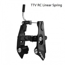 TRP ttv RC linear spring TTV Front linear spring brake black Time Trial/TT/Road frame bicycle brake bicycle brake system