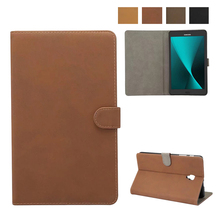 T380 /T385 Pu Leather Case for Samsung Galaxy Tab A 2017 Retro Case 8.0 SM-T380 / SM-T385 Tablet Cover 8 Inch Wallet Smart shell