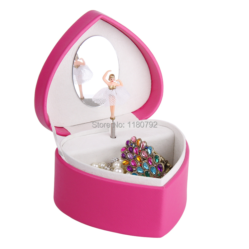 Rowling Rose Musical Jewelry Box Beads