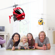 RC Helicopter 2CH Mini RC Drone With Gyro