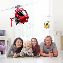 Helicopter Shaped Mini Drone