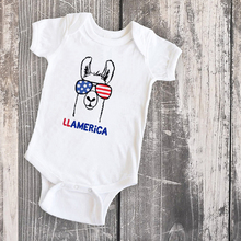 LLAMETshirt 4th of July Matching Shirts Mommy Daddy Baby and Me Tops Outfits America Tee New Fashion