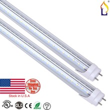 50pcs lot UL DLC T8 LED Tube Light 9W 2FT 18W 4ft SMD2835 48 96leds pc