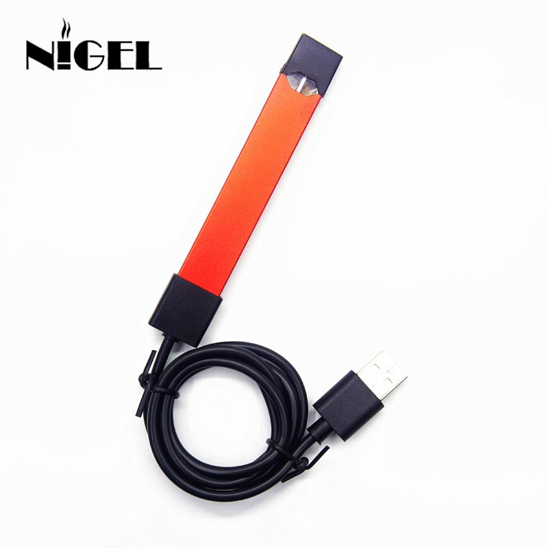 Nigel USB Cable Charger For Juul 80cm Long Charging Wire With Magnetic Adsorption Design Hot Electronic Cigarette Accessories