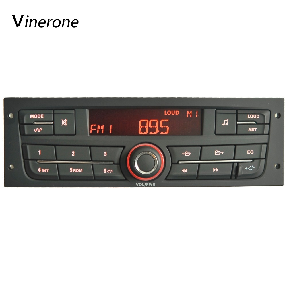 car audio player car radio auto radio 1 din for peugeot. Black Bedroom Furniture Sets. Home Design Ideas
