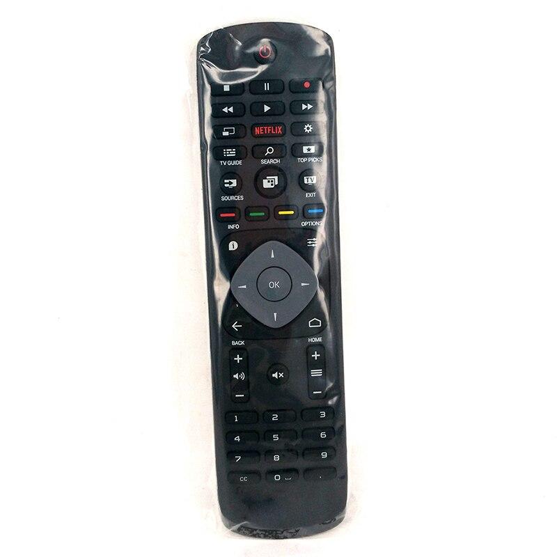 New Original Remote Control 398GR08BEPH06R RC3154602/01 With NETFLIX For PHILIPS Smart TV controle remoto mando a distancia