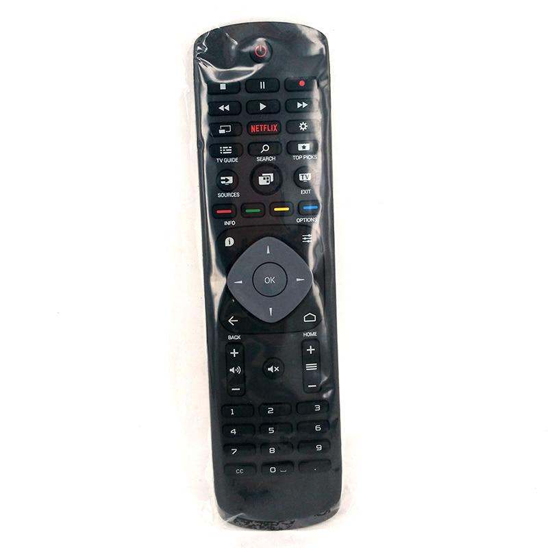 Nuevo teledirigido original 398GR08BEPH06R RC3154602/01 con Netflix para Philips Smart TV control remoto mando a distancia