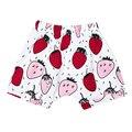 Verano bebé Niñas Pantalones cortos bloomers del bebé niños Niñas Niños Pantalones cortos el lodge Plumas patrón niños verano Pantalones