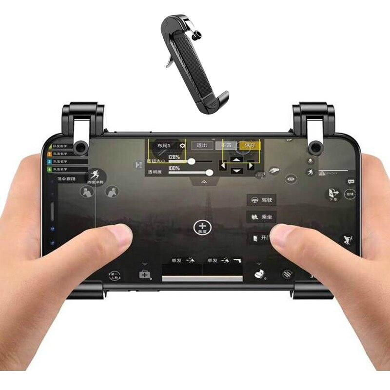 1PC AK47 New PUBG Mobile Game Fire Button Aim Key Smart Phon