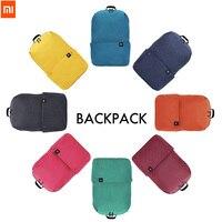 Original Xiaomi Mi Backpack 10L Bag 8 Colors 165g Urban Leisure Sports Chest Pack Bags Men Women Small Size Shoulder Unisex Video Games Bags