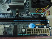 Industrial Motherboard EPIA-PD10000 USB C3 1.0G Dual network port 4 * COM mini-itx low power consumption pos machine motherboard