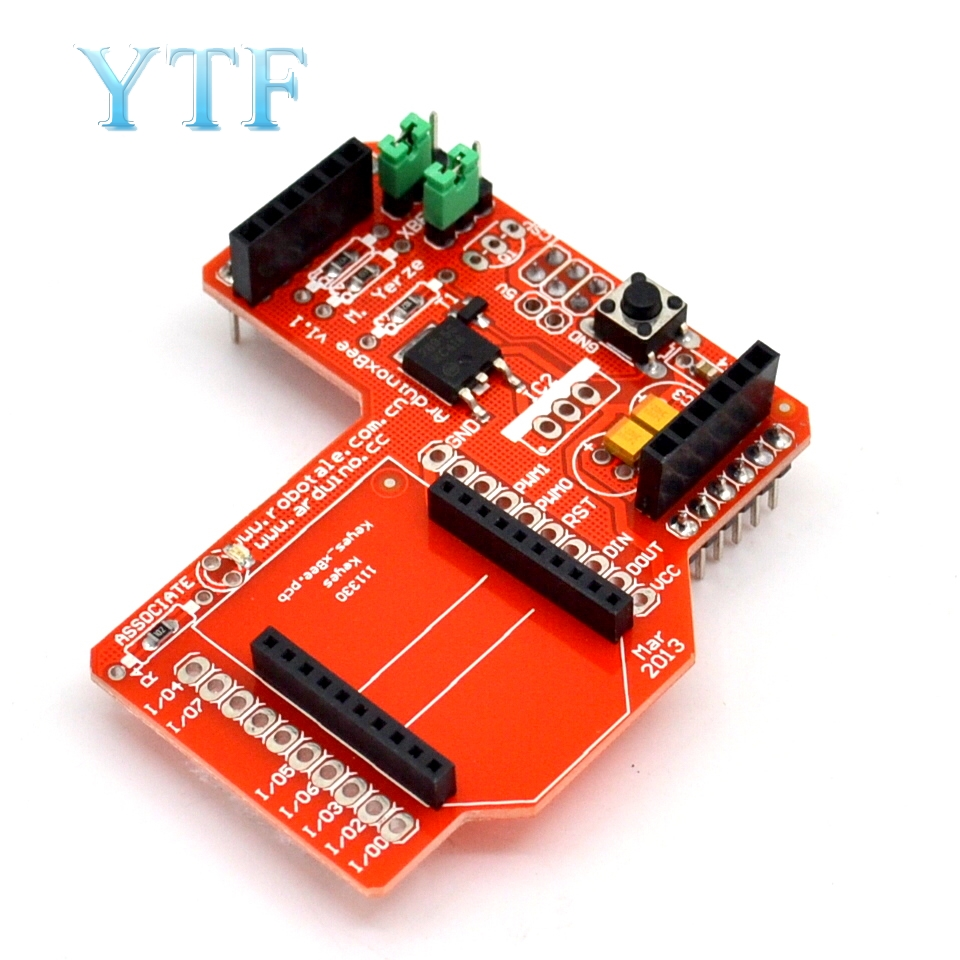 XBee Zigbee Shield RF Module Wireless Expansion Board Better Than ZigBee Module