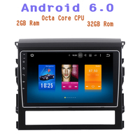 Android 6 0 Octa Core Car Radio No Dvd Player For Toyota Land Cruiser 2015 2016