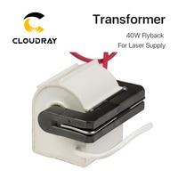 High Voltage Flyback Transformer For CO2 40W Laser Power Supply Model B