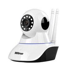 Witrue 720 P Sans Fil IP Caméra Wi-fi Caméra de Surveillance Deux Façon Audio Détection de Mouvement IR Night Vision Pan & Tilt Bébé moniteur