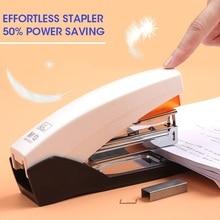 M& G 50 листов легкий сверхмощный степлер Бумага книга переплет степлинг машина стандартные школьные офисные принадлежности Канцтовары 25