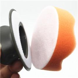 300PC 80mm Almohadillas de pulido del pulidor del coche esponja de - Herramientas eléctricas - foto 3