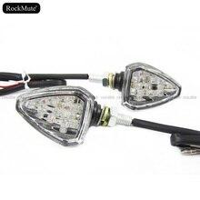 Motorcycle LED Turn Signal Blinker Indicator Light Flash Lamp For KAWASAKI Z 1000 2007-2018 Z1000SX 2011-2018