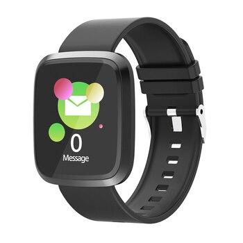 3ed3328b6728 Reloj inteligente Bluetooth para Android Wear Android OS IOS Smartwatch  para hombre reloj deportivo ...