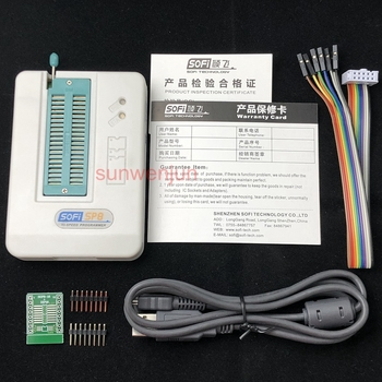 High-speed SP8-A Universal USB BIOS Programmer FLASH/EEPROM/SPI support4000+chip