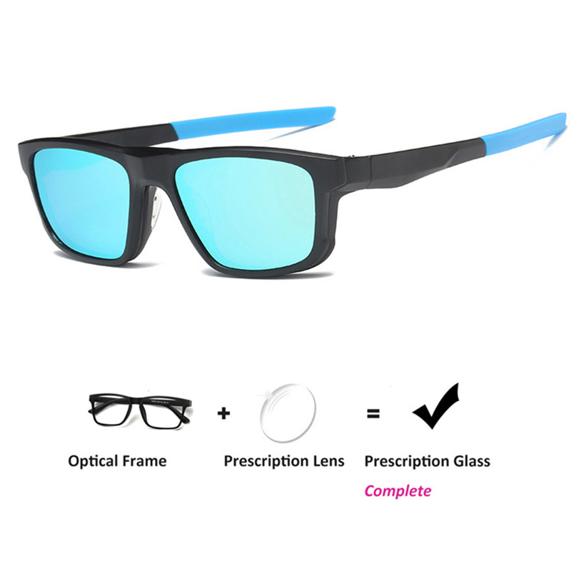 Prescription Glasses Magnet Clip On Polarized Sunglasses Men Women HD Polarized Goggles Eyeglasses