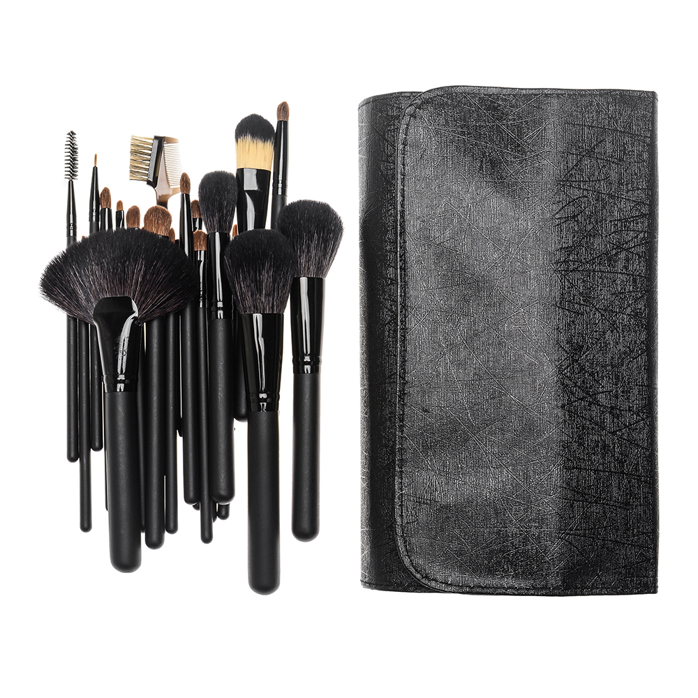 Makeup Brushes Tools High Quality 22 pcs Make up Brushes Set Goat Hair Cosmetic Brush for Makeup h01 professional makeup brushes squirrel hair sokouhou goat hair powder brush walnut wood handle cosmetic tools make up brush