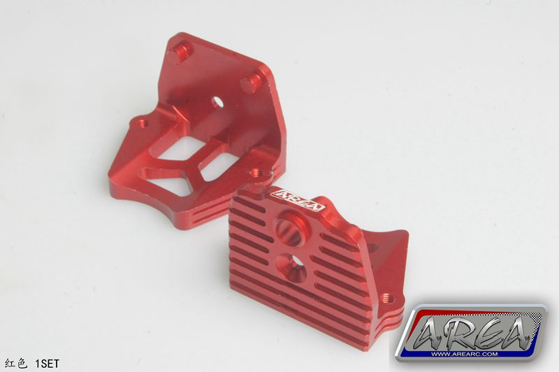 Area RC  CNC-Brushless-Motor-Bracket-Mount-For-Traxxas-X-MAXX-1-5-Monster-Truck-6061-T6