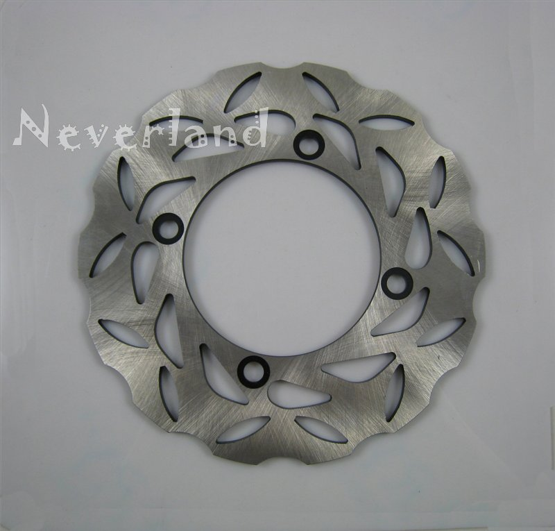 Aluminium Rear Brake Disc Rotor for Honda CBR 900RR 893 919 929 954 1000RR RC51 VTR 1000F CB 600F CB NSS 250 Wholesale D20 rear brake disc rotor for honda cbr 600 rr cbr900rr cbr 1000 rr cbr 400 rr 1998