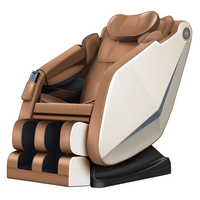 HFR 888 2D power supply price used 3d foot shiatsu cheap vending electric full body massage chair 4d zero gravity massage chair