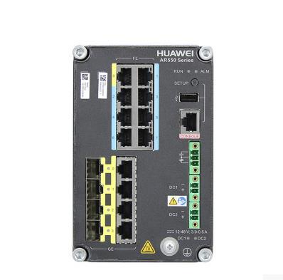 Huawei AR550-24FE-D-H 24 Port RJ45 AR550 Series Industrial Route Exchange One Machine