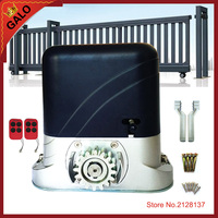 GALO Villa Home 500kgs Automatic Sliding Gate Opener Hardware Sliding Driveway Security Kit With Wireless Keyboard