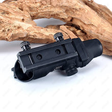 Fiber Optics Rifle Scope